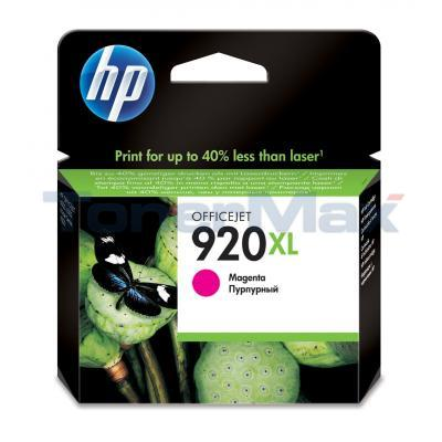 HP NO 920XL INK MAGENTA